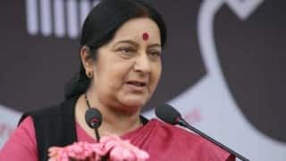 India is Nepal's elder brother, not big brother: Sushma Swaraj