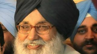 Parkash Singh Badal discharged from hospital