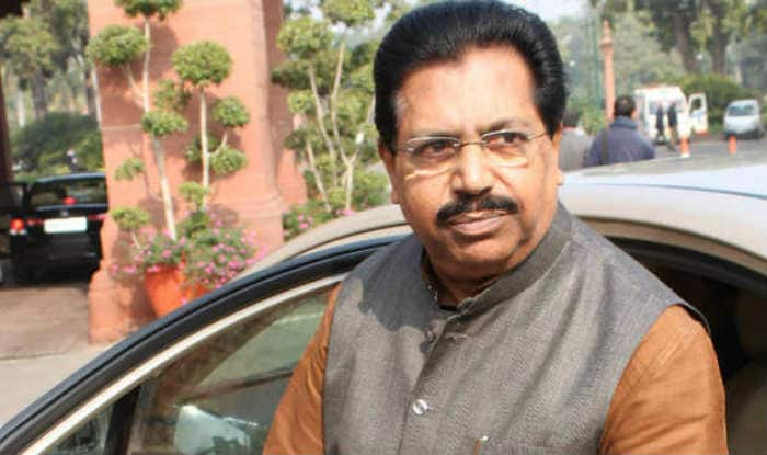 PC Chacko resigns after Congre...