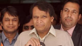 Suresh Prabhu urges Mamata Banerjee to develop railway stations jointly