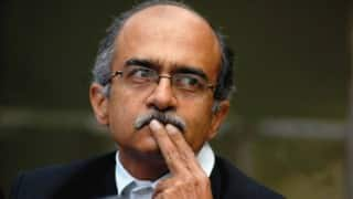 Supreme Court Issues Notice to Prashant Bhushan on Contempt Plea by AG And Centre Over Tweets on CBI Issue