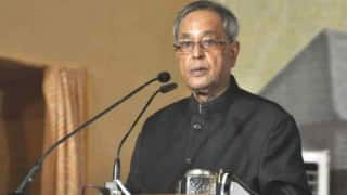 SUMMIT Pranab Mukherjee, Narendra Modi to address women legislators' meet