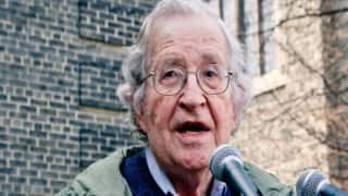 Noam Chomsky asks JNU VC: Why did you allow police on campus?