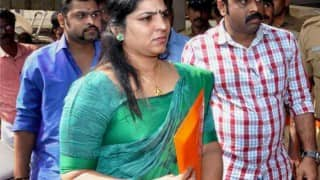 Case agnst Congress MLA to 'cool down' heat of solar scam: Saritha S Nair