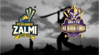 Peshawar Zalmi vs Quetta Gladiators Pakistan Super League: Free cricket live streaming & live score of PSL T20 1st Playoff