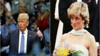 Donald Trump feels he could have slept with Princess Diana