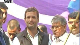 MoS HRD Katheria calls Rahul Gandhi 'Pappu'