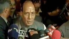 Dawood Ibrahim will be nabbed soon: Rajnath Singh