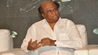 Actor Rajinikanth calls on M Karunanidhi, enquire about DMK chief's health