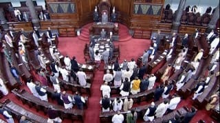 Concern in Rajya Sabha over backlog of cases, appointment of judges