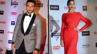 Filmfare Awards 2016 red carpet full video: Ranveer Singh, Deepika Padukone, Amitabh Bachchan, Harshaali Malhotra arrive in style!