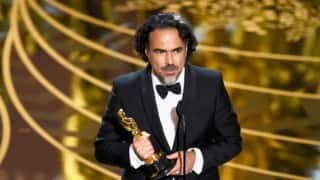 Oscar Awards 2016: Alejandro G Inarritu bagged best direction for 'The Revenant'