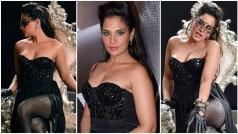 Richa Chadda looks bold & beautiful on the sets of Cabaret (View pics)
