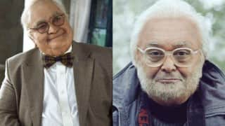 Kapoor & Sons or Sanam Re: Which of Rishi Kapoor's old man looks do you like?