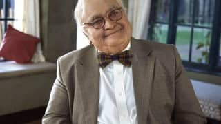 Kapoor & Sons first look revealed! Rishi Kapoor looks adorably cute as Grandpa