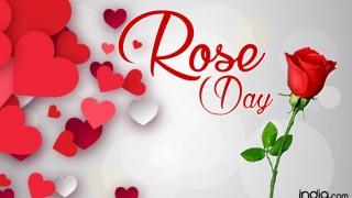Rose Day 2018: इन खास मैसेजेस से करें वैलेंटाइन वीक की शुरुआत