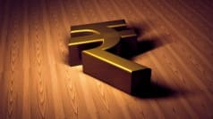 Rupee strengthens by 2 paise to 66.42
