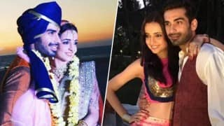 Sanaya Irani & Mohit Sehgal to fly to Greece for romantic honeymoon gateaway