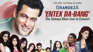 Salman Khan to perform LIVE in Surat with Jacqueline Fernandez, Chitrangada Singh, Elli Avram and Lauren Gottlieb on Feb 19!