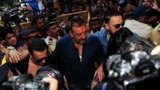 Sanjay Dutt savours 'complete freedom' after 23 years