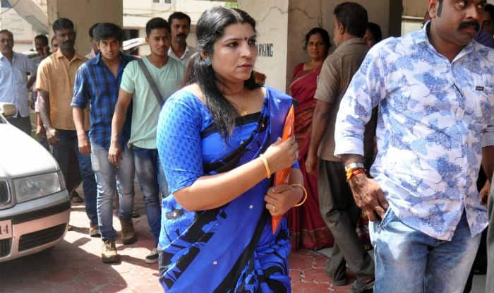 After Accusing Cong Leaders of Sexual Misconduct, Saritha Nair to Contest From Wayanad