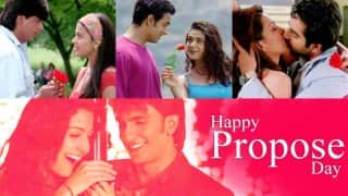 5 Romantic ways to propose and say I Love You to your partner on Propose Day 2016!