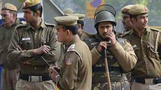 Heavy security at Bhojshala, Hindu group shuns puja in protest