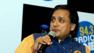 Shashi Tharoor says BJP using Lok Sabha majority to thwart bill on gays