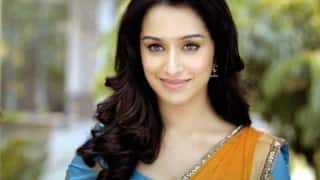 Not offered any film with Sanjay Dutt: Shraddha Kapoor