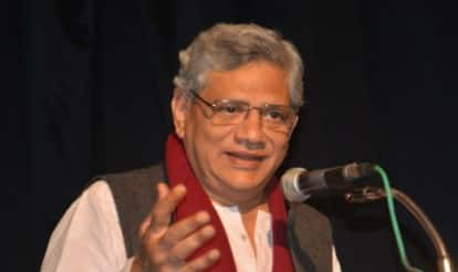 Sitaram Yechury criticises Prime Minister, BJP over suicides by farmers