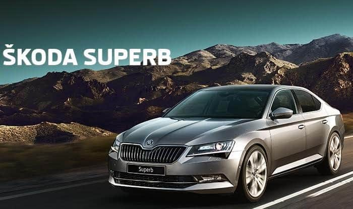 new skoda superb 2016 launched in india at rs lakh check features specifications price. Black Bedroom Furniture Sets. Home Design Ideas