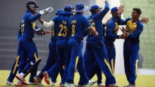Pakistan vs Sri Lanka ICC Under-19 World Cup 2016: Live Scorecard & Ball by Ball Commentary of PAK U19 vs SL U19