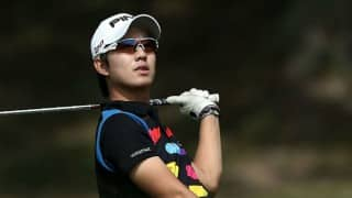 Song pips Spieth wins Singapore Open