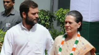 Sonia Gandhi, Rahul Gandhi express grief over loss of lives in Puttingal temple fire