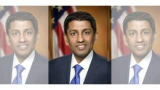 Indian-American Judge Sri Srinivasan Could Replace Late Supreme Court Justice Antonin Scalia