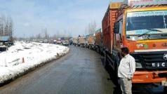 जम्मू-श्रीनगर राष्ट्रीय राजमार्ग पर हाई अलर्ट, सरकारी वाहनों को निशाना बना सकते हैं आतंकी