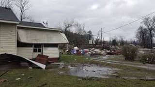 16 killed as powerful storms tears through southeastern US, Georgia hardest hit