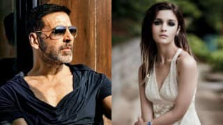 Akshay Kumar to romance Alia Bhatt in Sriram Raghavan's next?