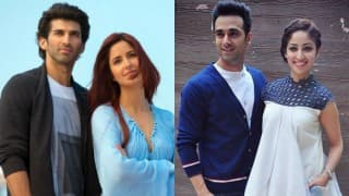 Aditya Roy Kapur-Katrina Kaif or Pulkit Samrat-Yami Gautam: Which pair looks good together?