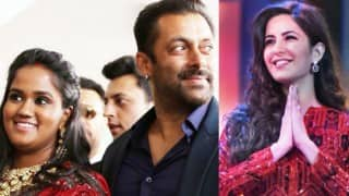 Here is why Salman Khan's ex-flame Katrina Kaif missed Arpita Khan Sharma's baby shower ceremony