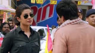 Jai Gangaajal song Tetua: There is lot of action and drama in the Priyanka Chopra starrer