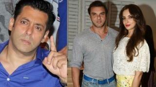 Trouble in Salman Khan's family; Sohail Khan and wife Seema Khan heading for divorce