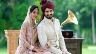 Shahid Kapoor off on vacation with wifey Mira Rajput on his 35th birthday
