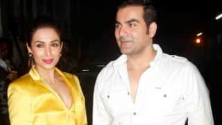 All is well between Malaika Arora Khan and Arbaaz Khan!