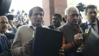 Railway Budget 2016: Himachal Pradesh's rail outlay increased to Rs.310 crore, says Suresh Prabhu
