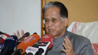 BJP frustrated, so celebrating alliance with BPF: Tarun Gogoi