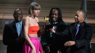 Grammy Awards 2016: Taylor Swift wins 'Album of the Year' 58th Grammy Awards