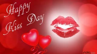 Happy Kiss Day 2016: Top 7 types of kisses you should try with your boyfriend/girlfriend this Kiss Day