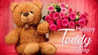 Happy Teddy Day 2019: Best SMS, Wishes, WhatsApp Messages And Facebook Status For Your Loved Ones