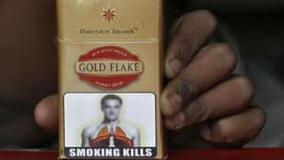 Graphic images on cigarette packs may not deter smokers
